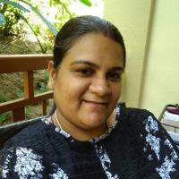 Vidya Narayan from Mumbai
