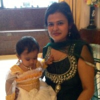 Sangeetha Menon from Mumbai