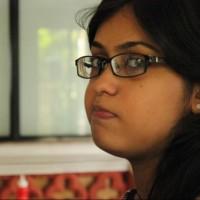 Malavika Pai from Bangalore