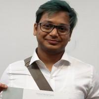 Vaibhav Gupta from Bangalore