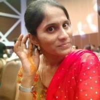 Saritha Reddy from Hyderabad