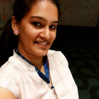 Vedica Panwar from Delhi