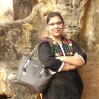 Aneesha Myles from Noida