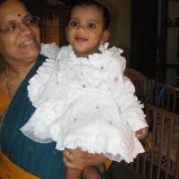 Latha Narasimhan from Bangalore