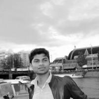 Saswat Sahu from Bangalore