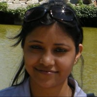 Shreya Shivangi from Bangalore