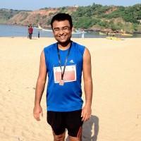 Yudhishthir Chede from Mumbai