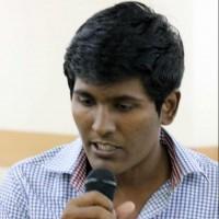 Deepak Srinivasan from Chennai