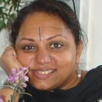Sapna Anu B.George from Muscat, Oman