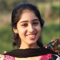 Samreen Ahmed from Hyderabad