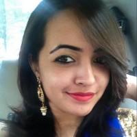 Nishka Guleria Naidu from Bangalore