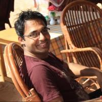 Prateek Tandon from Bangalore