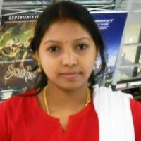 Maria John from Bangalore