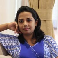 Purabi Naha from Mumbai