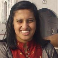 Anupama K. Mazumder