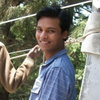 Animesh Ganguly from New Delhi