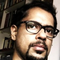 Subrata Majumdar from Bangalore