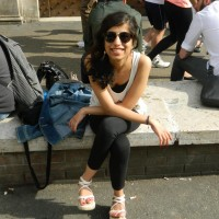 Srishti Chaudhary from Delhi