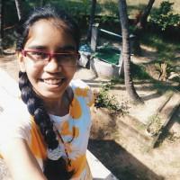 Fiona Nazareth from Mumbai