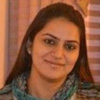 Gurleen Kaur from New Delhi