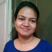 Pooja Gupta from New Delhi