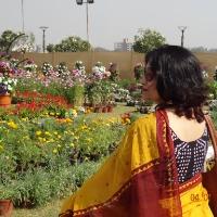 Neerja Bhatnagar from Ahmedabad