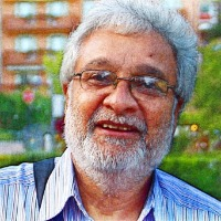 Sunil Deepak from Gurgaon, India - Schio, Italy