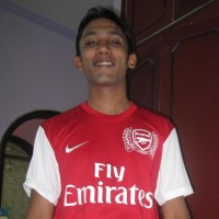 Tushar Agarwal from New Delhi