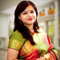 Sharmila Dutta from Hyderabad