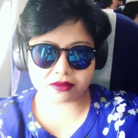 Manashree Prakash from India, Singapore