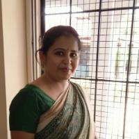 Srishti Rajeev from Mysore