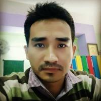 Gyaneshwor Haobijam from Delhi