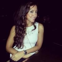 Natasha Amar from Dubai