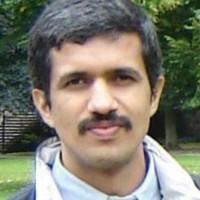 Manjunath Gopadi from Bangalore
