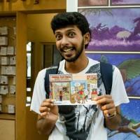 Deepu Shibu Mammen from Kottayam