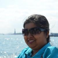 M Radhika from Piscataway