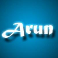 Arun Shivaram from Coimbatore