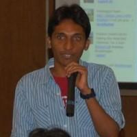 Bharath Kumar from Hyderabad