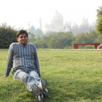 Ritesh Gupta from Agra