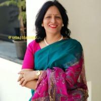 usha jain bhatnagar  from Surat