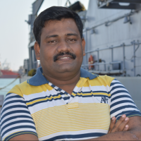 Amudhan Raju from Chennai