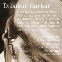 Dibakar Sarkar from Kolkata