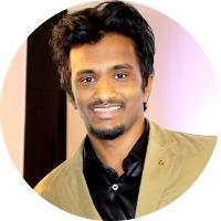 Akshay Hallur from Bangalore