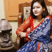 Maniparna Sengupta Majumder from Kolkata