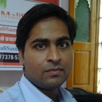 Vinay Gupta from Bhilwara
