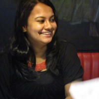 Aniesha Brahma from Kolkata