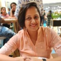 Heta from Mumbai