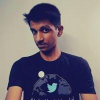 Supreeth Bharadwaj from Bangalore