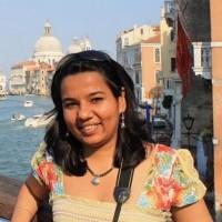 Srividya Padmanabhan from Leeds