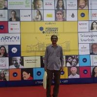 G Aruna Kumar from Hyderabad